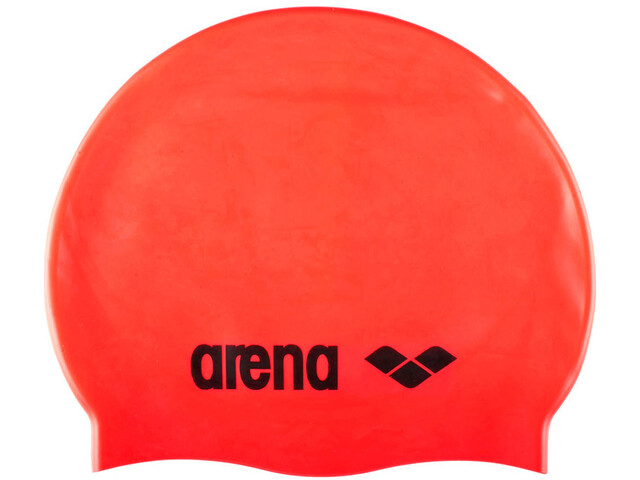 arena Classic Silicone Gorra, fluored/black
